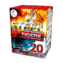 Steel Tigers - 20 Shot Dummy