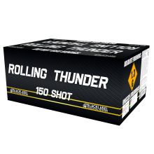 Rolling Thunder Blacklabel - 150 Shot 3 Cake Compound (1/1)
