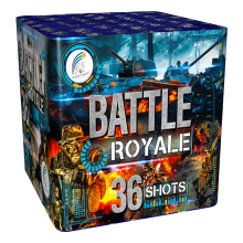 Battle Royale - 36 Shot (4/1)