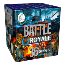 Battle Royale - 36 Shot Dummy