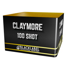 "Claymore ""Blacklabel"" - 100 Shot (4/1)"
