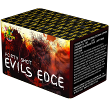 Evils Edge - 40 Shot (10/1)